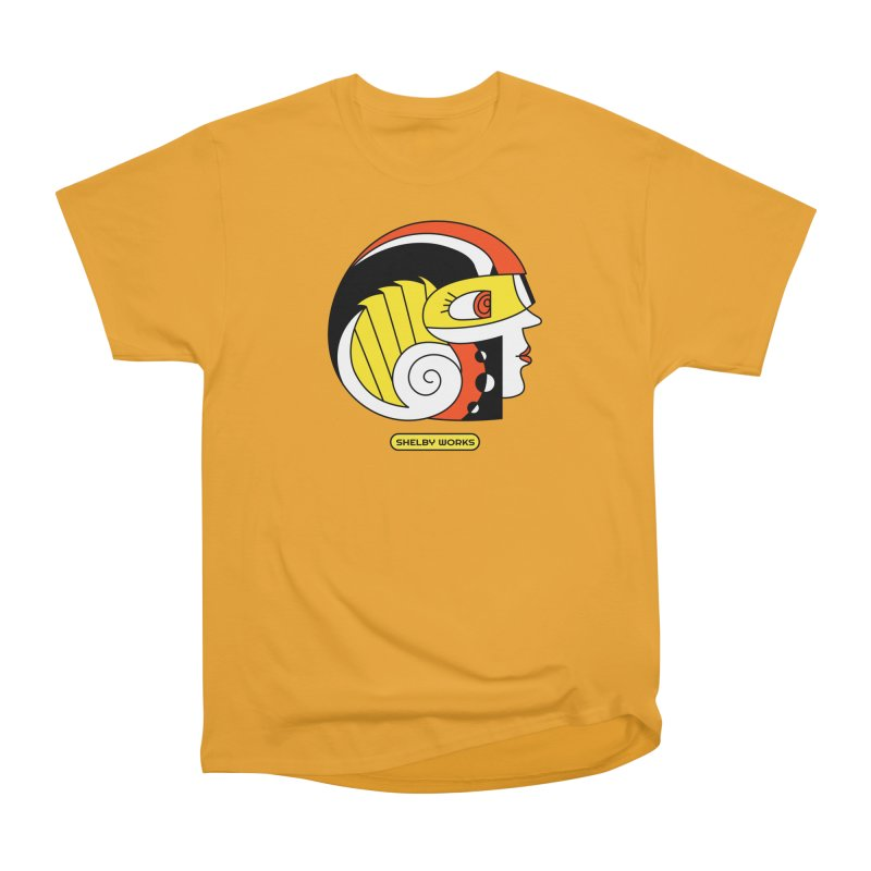 AVA! Men's Heavyweight T-Shirt by Shelby Works