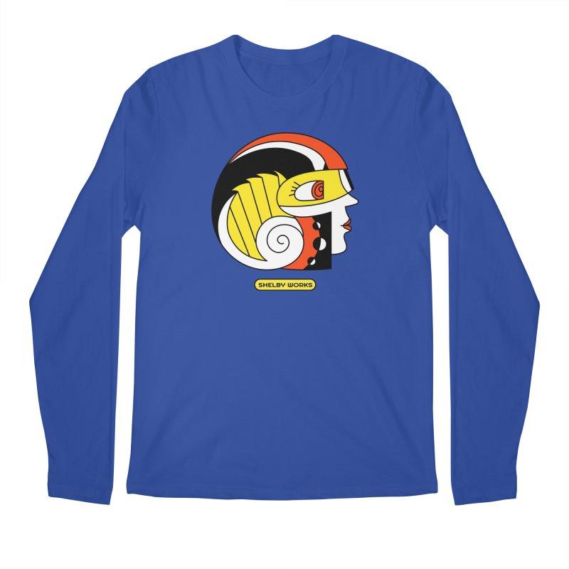AVA! Men's Regular Longsleeve T-Shirt by Shelby Works