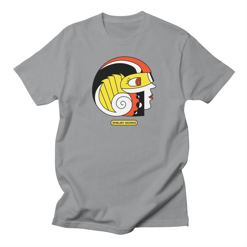 AVA! Women's Regular Unisex T-Shirt by Shelby Works