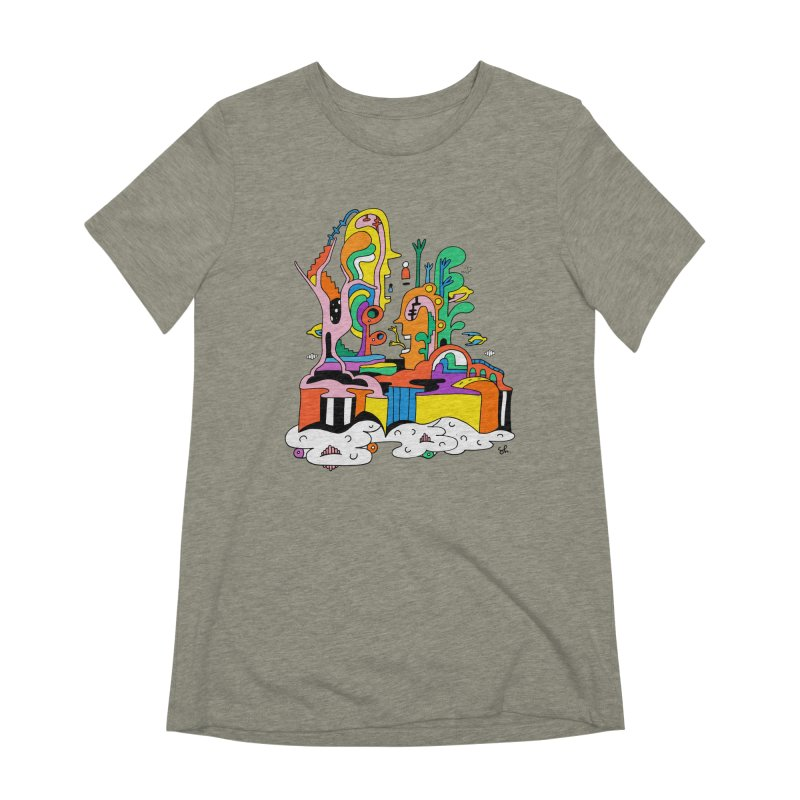 Plant Eaters Women's Extra Soft T-Shirt by Shelby Works