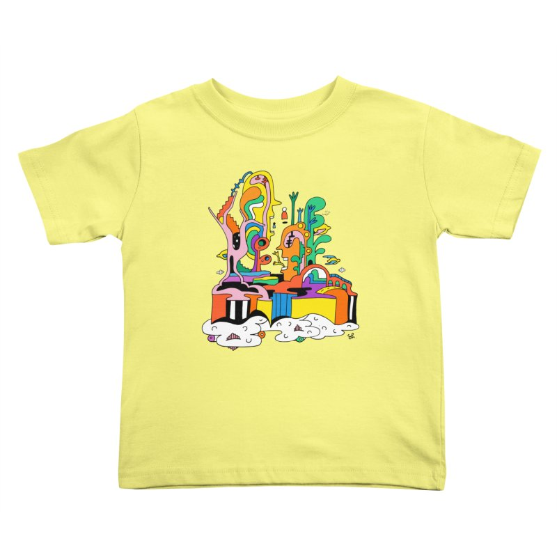 Plant Eaters Kids Toddler T-Shirt by Shelby Works