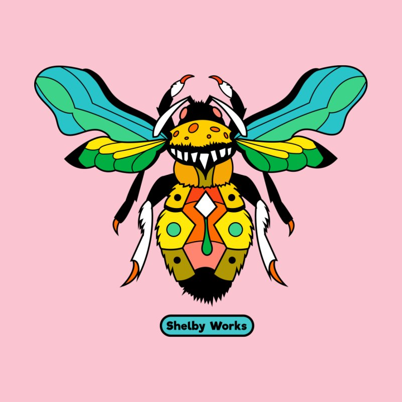 A Bumblebee's Dream to be Unique by Shelby Works