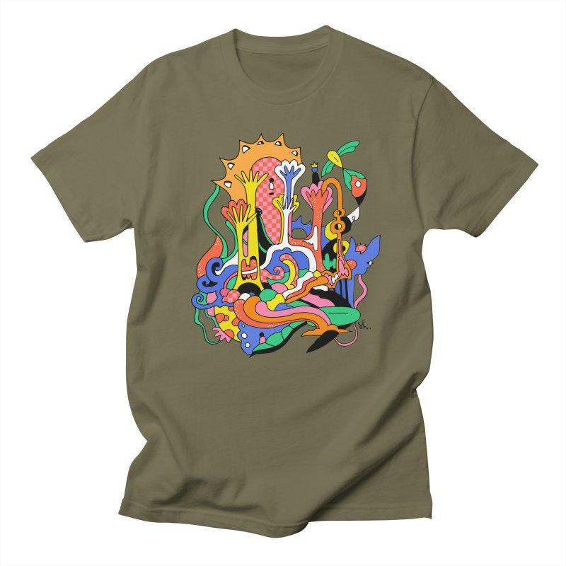 Far Away Fields Women's Regular Unisex T-Shirt by Shelby Works