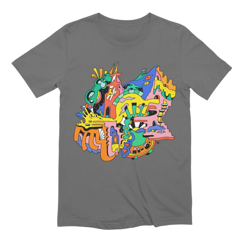 A Starry Night Men's T-Shirt by Shelby Works