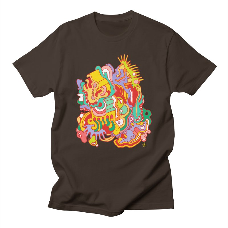 Nebular Oasis Men's T-Shirt by Shelby Works