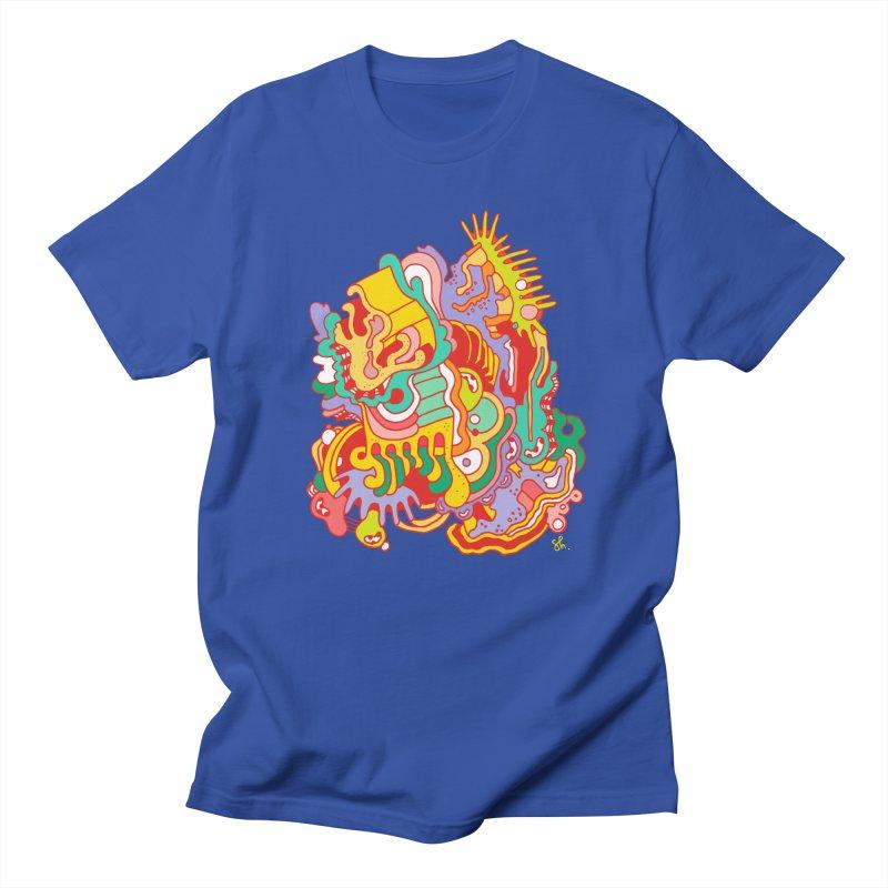 Nebular Oasis Women's Regular Unisex T-Shirt by Shelby Works
