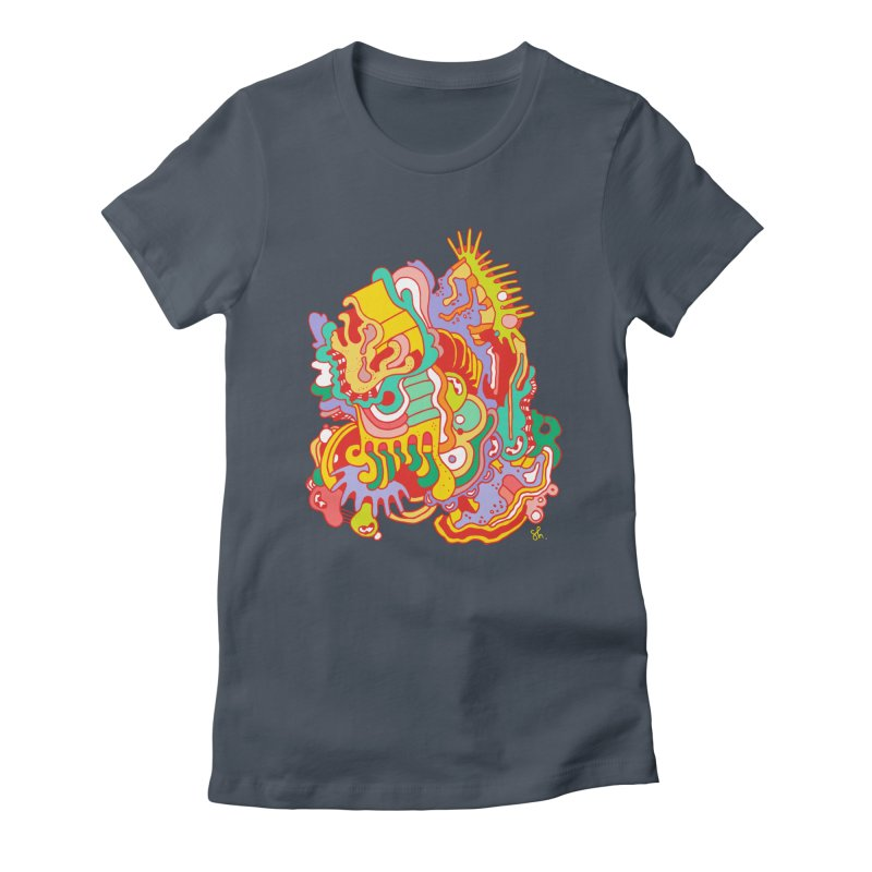 Nebular Oasis Women's T-Shirt by Shelby Works
