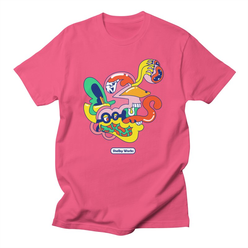Tooth Fairy Men's T-Shirt by Shelby Works