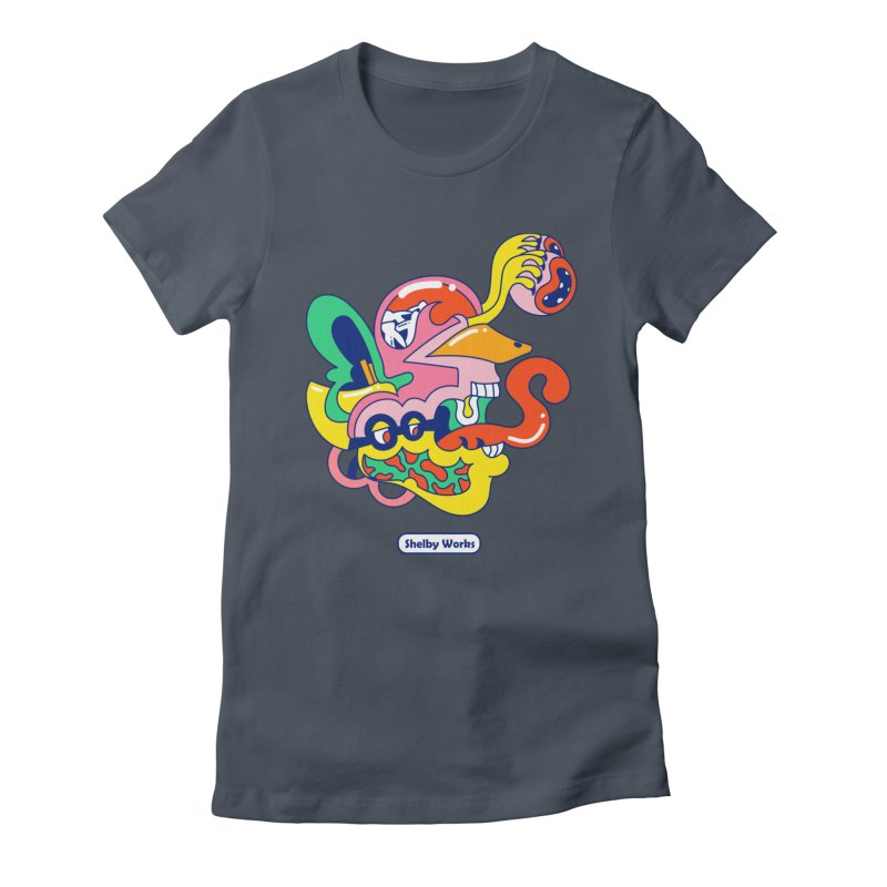Tooth Fairy Women's T-Shirt by Shelby Works