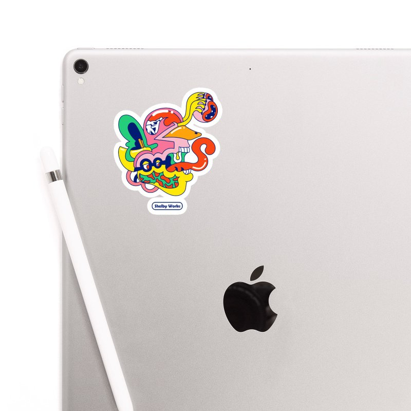 Tooth Fairy Accessories Sticker by Shelby Works