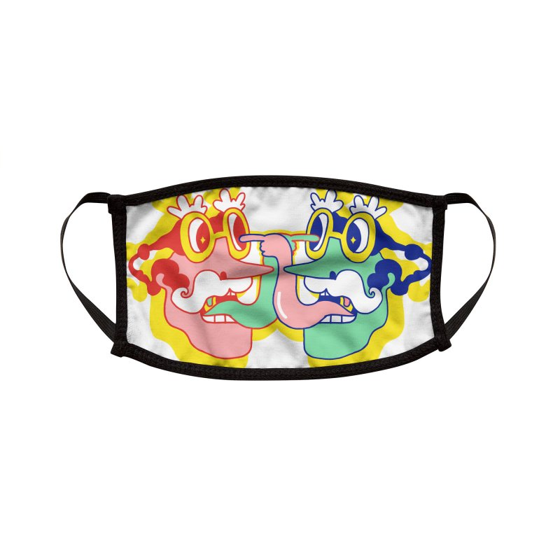 Poke Accessories Face Mask by Shelby Works