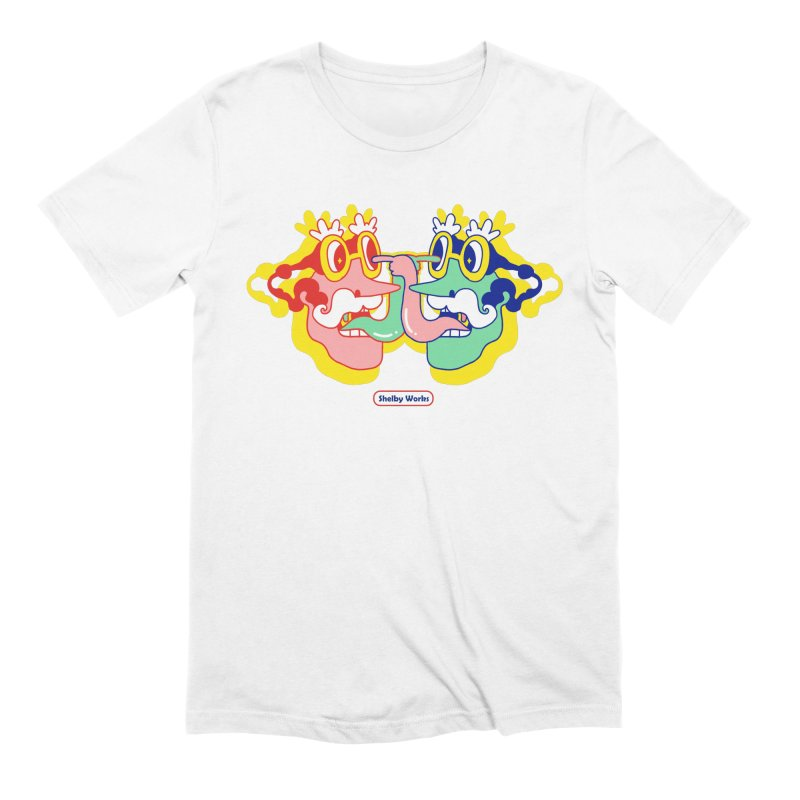 Poke Men's Extra Soft T-Shirt by Shelby Works