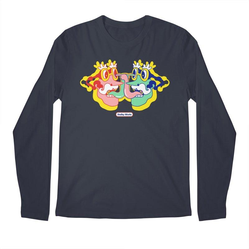 Poke Men's Longsleeve T-Shirt by Shelby Works