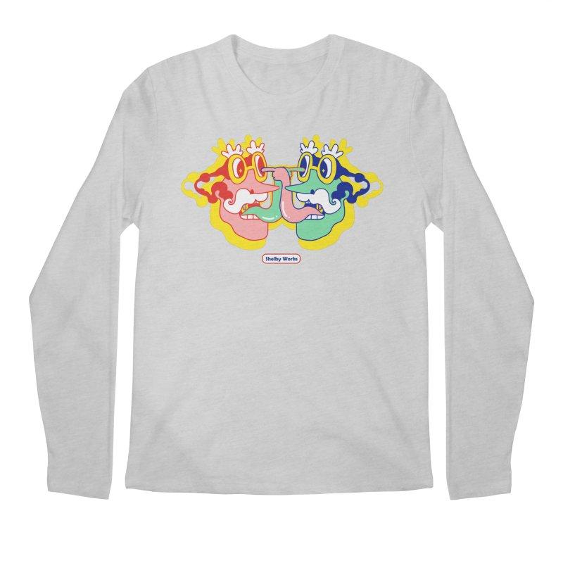Poke Men's Regular Longsleeve T-Shirt by Shelby Works