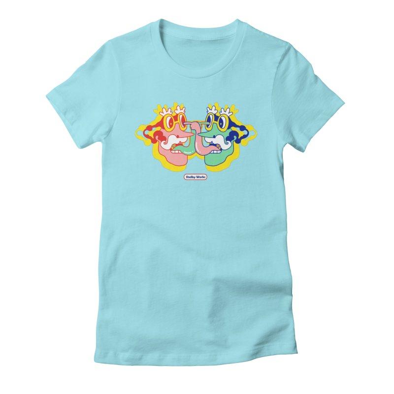 Poke Women's T-Shirt by Shelby Works