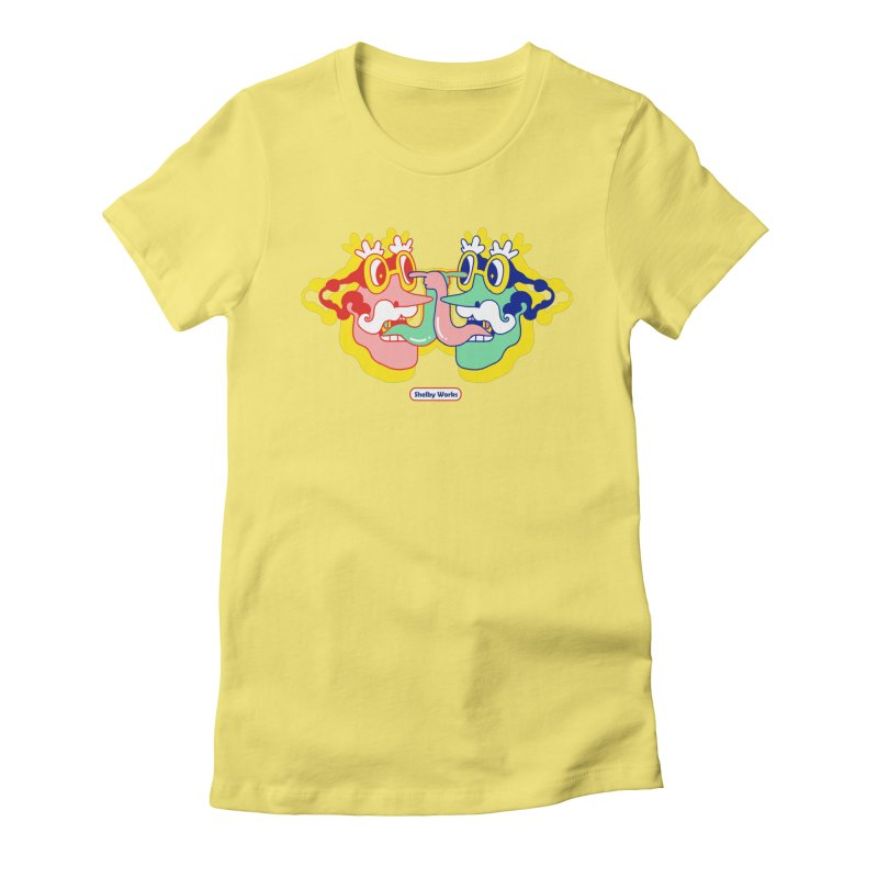 Poke Women's T-Shirt by Shelby Works
