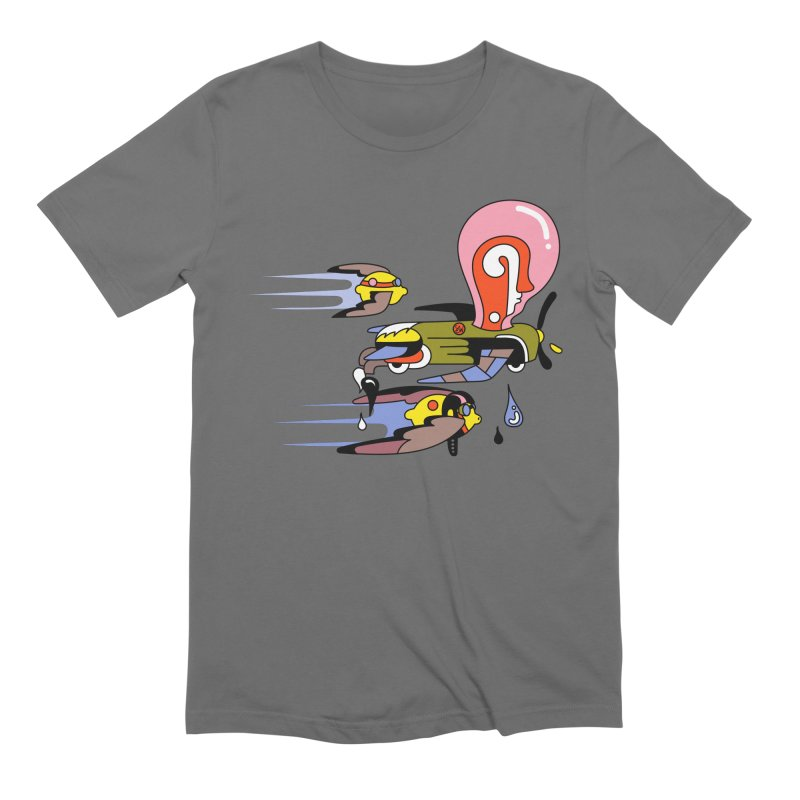 Sour Sky Squad Men's T-Shirt by Shelby Works