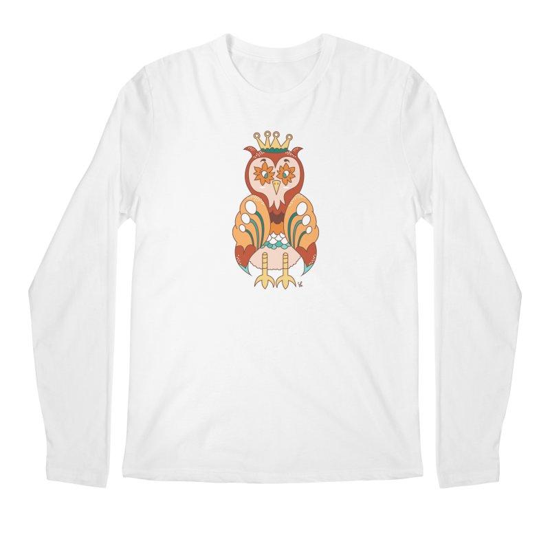 Kingsley Men's Longsleeve T-Shirt by Shelby Works