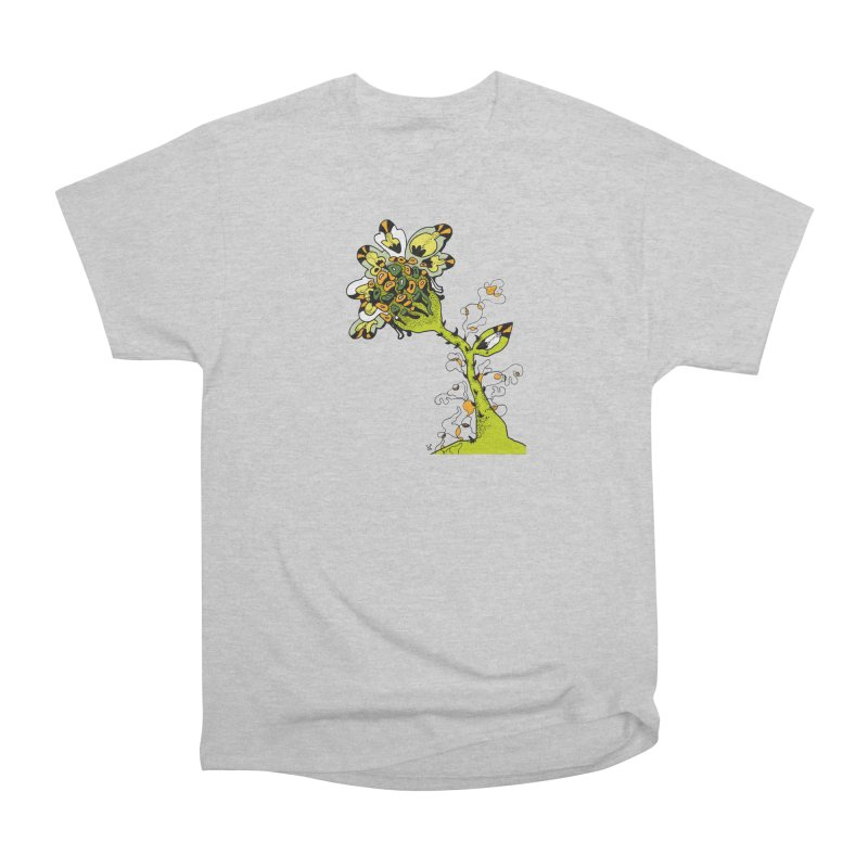 Flower with Energy Men's T-Shirt by Shelby Works