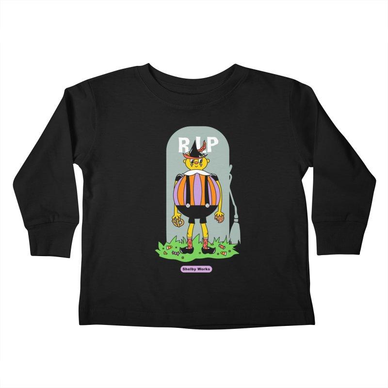 Hansel Kids Toddler Longsleeve T-Shirt by Shelby Works