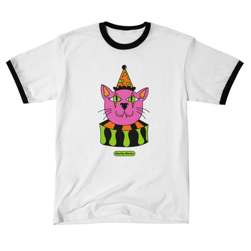 Trixie Men's T-Shirt by Shelby Works