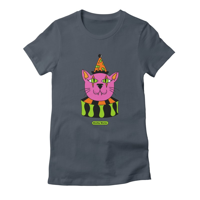 Trixie Women's T-Shirt by Shelby Works