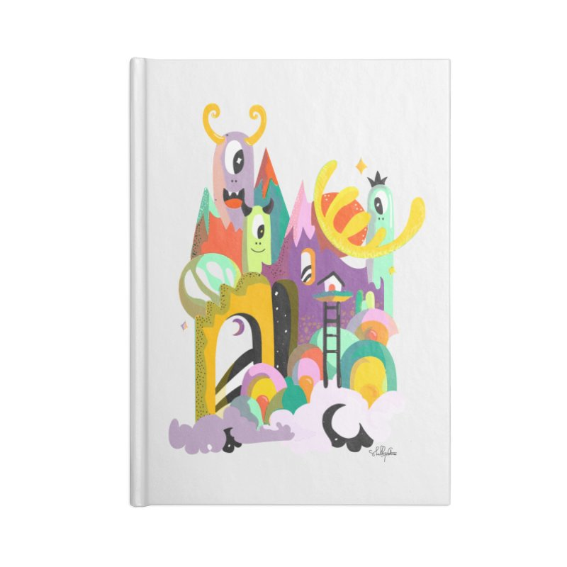 Goop Fairy Land Accessories Notebook by Shelby Works