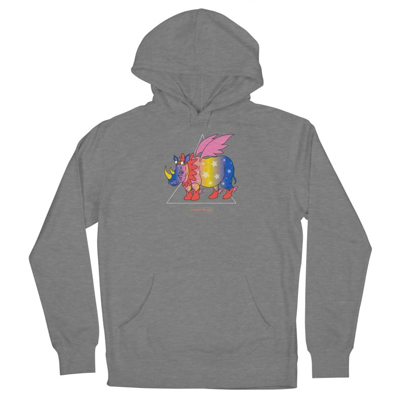 Rhino Boots Women's Pullover Hoody by Shelby Works
