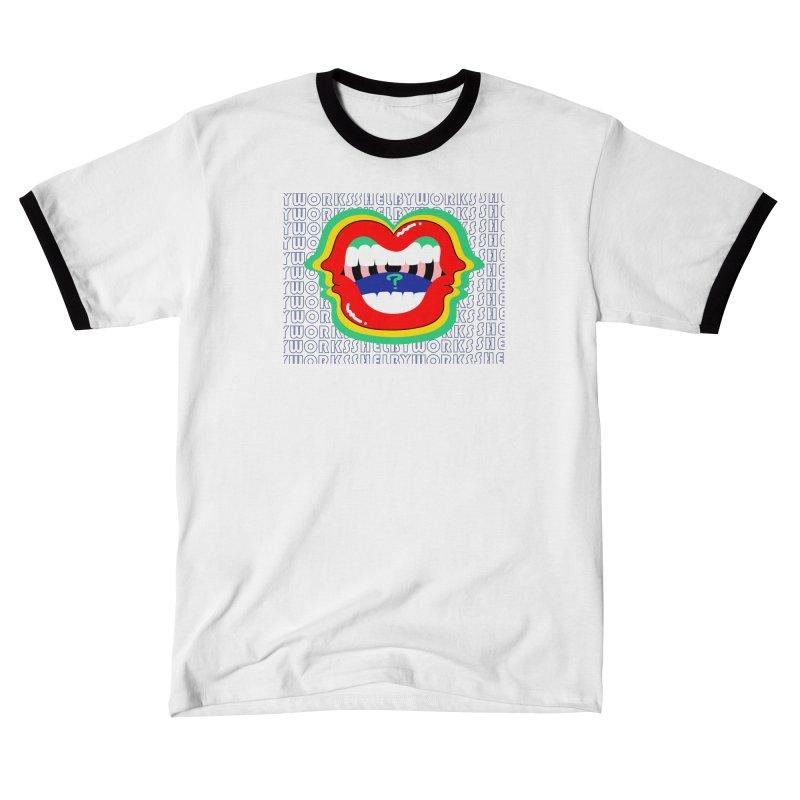 Wide Open Women's T-Shirt by Shelby Works