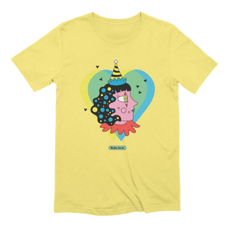 Moira Men's T-Shirt by Shelby Works