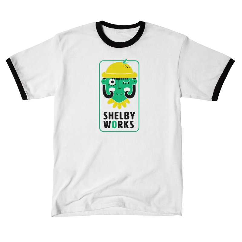 Shelby Works Logo Men's T-Shirt by Shelby Works