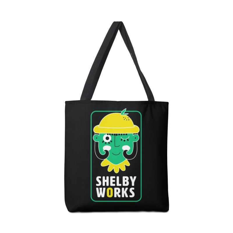 Shelby Works Logo Accessories Bag by Shelby Works