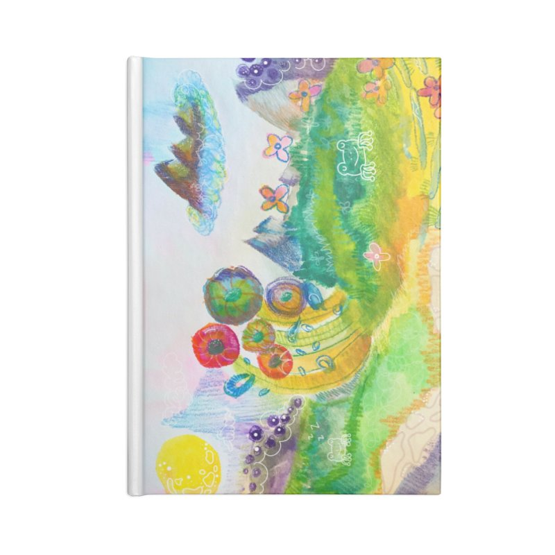 Spring Time Accessories Notebook by Shelby Works