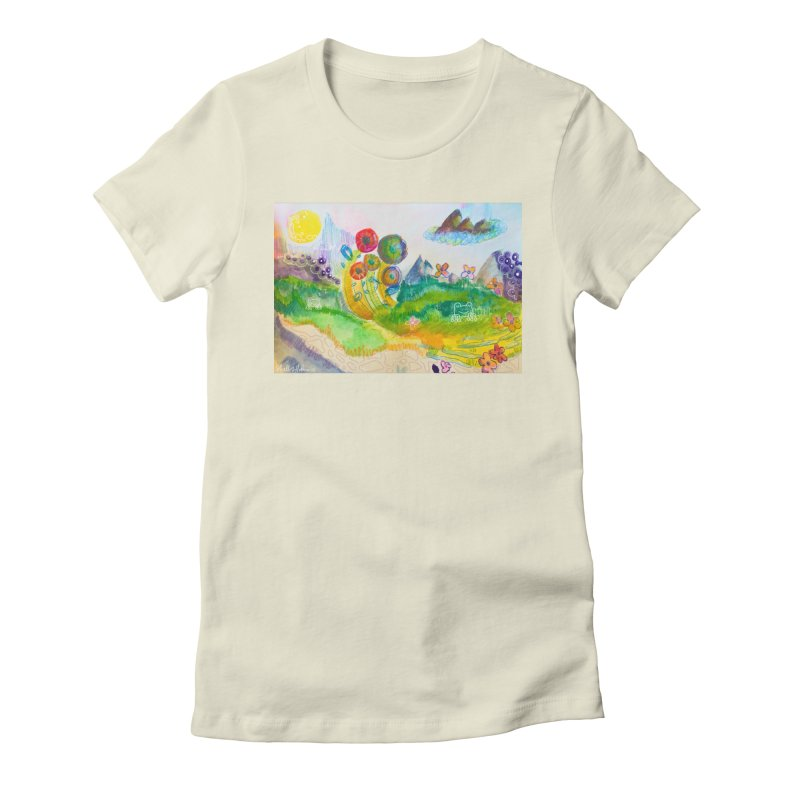 Spring Time Women's T-Shirt by Shelby Works