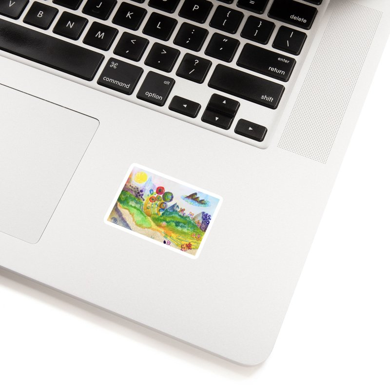 Spring Time Accessories Sticker by Shelby Works