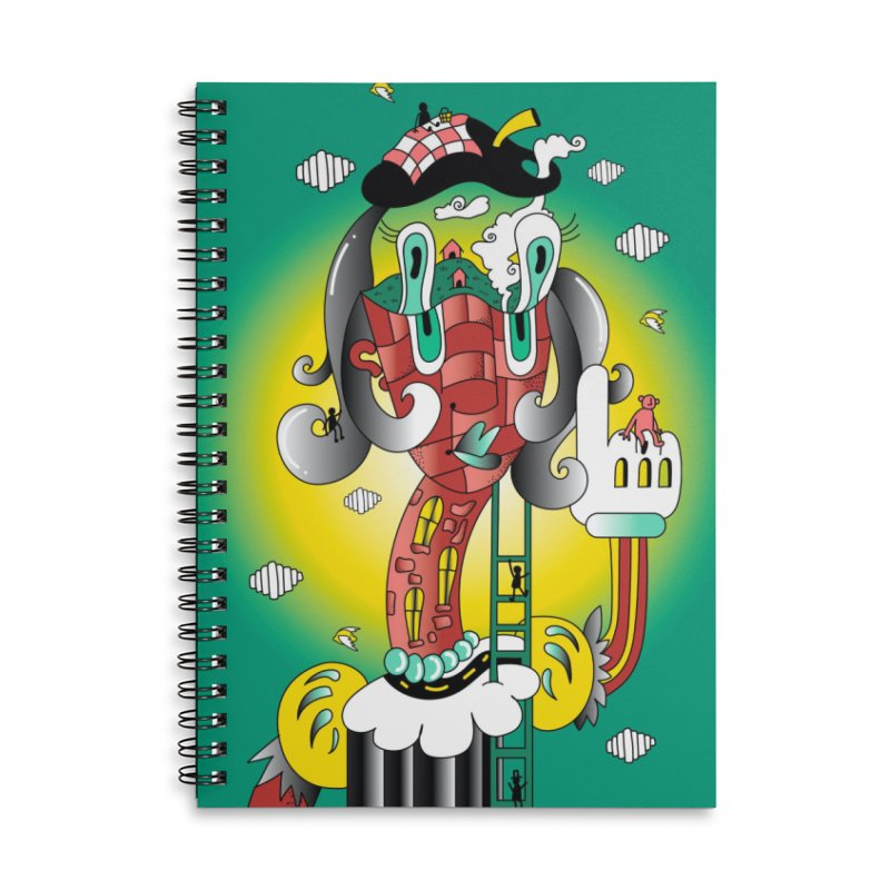 Miss Home Accessories Notebook by Shelby Works