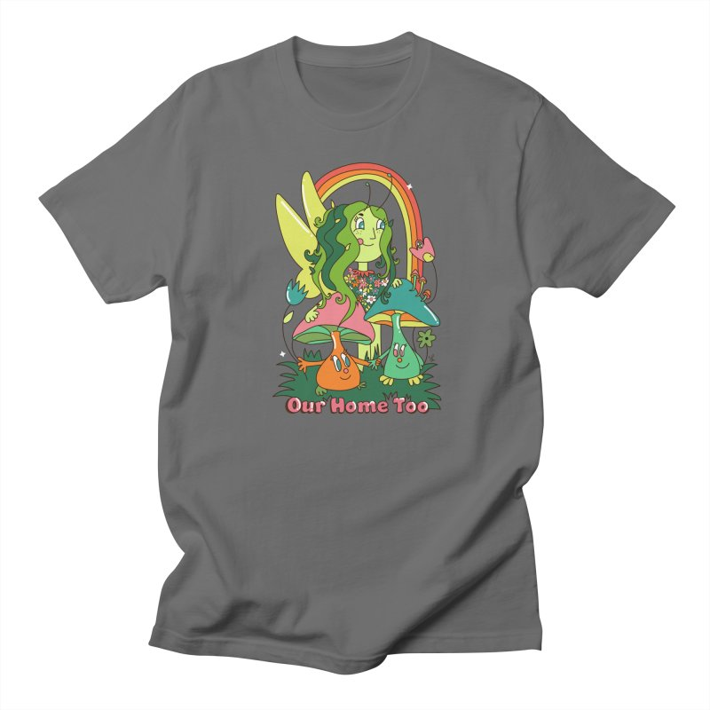 Our Home Too Men's T-Shirt by Shelby Works