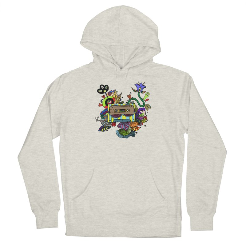 Beetle Leaves Men's Pullover Hoody by Shelby Works