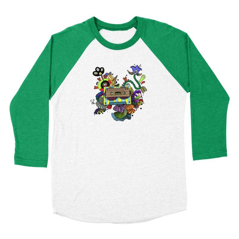 Beetle Leaves Men's Longsleeve T-Shirt by Shelby Works