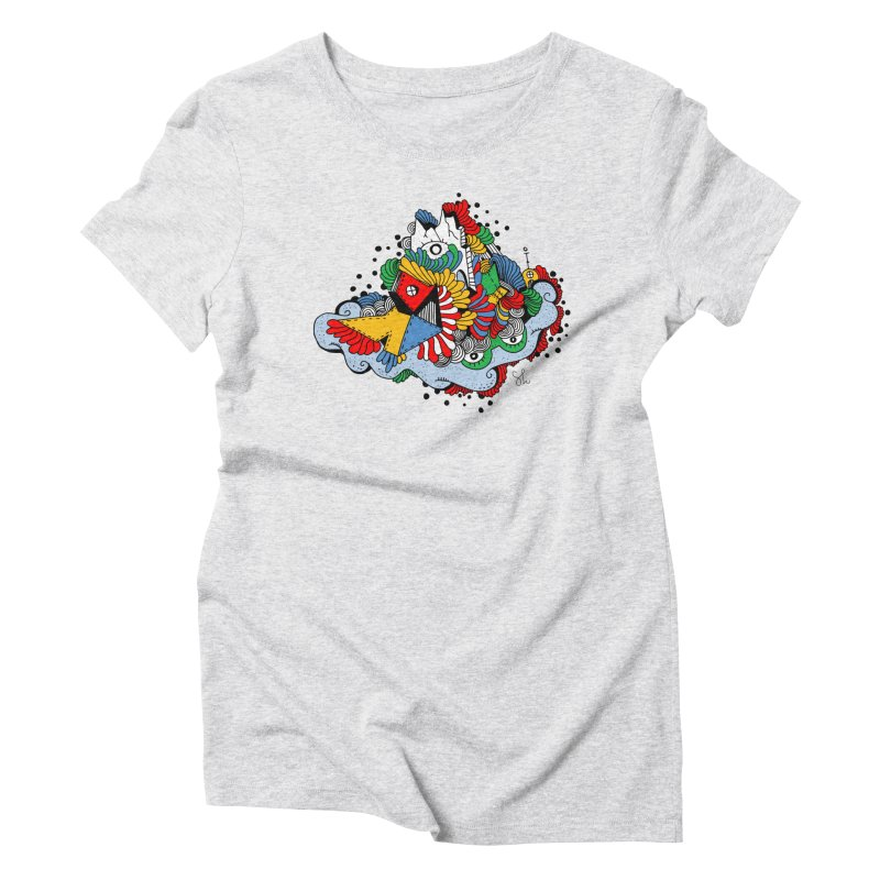 Castle Women's T-Shirt by Shelby Works