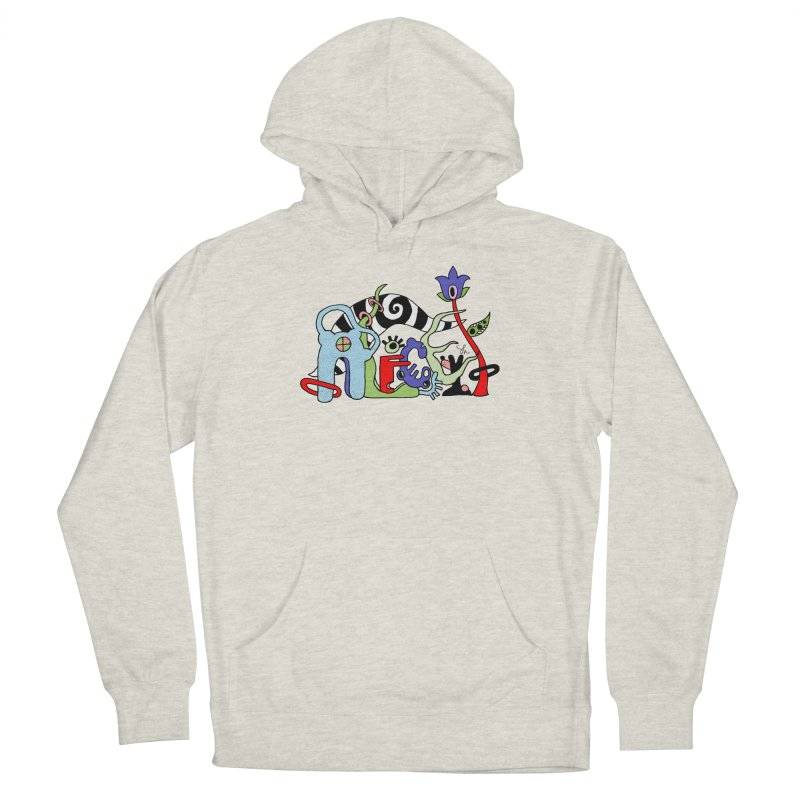Alice Logo Men's Pullover Hoody by Shelby Works