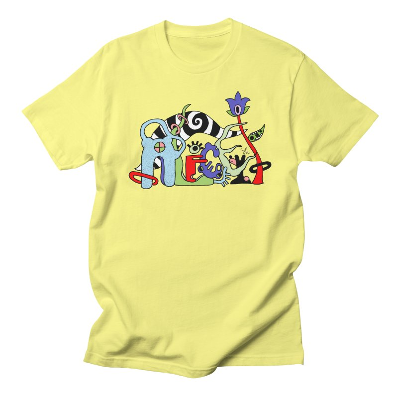 Alice Logo Men's T-Shirt by Shelby Works