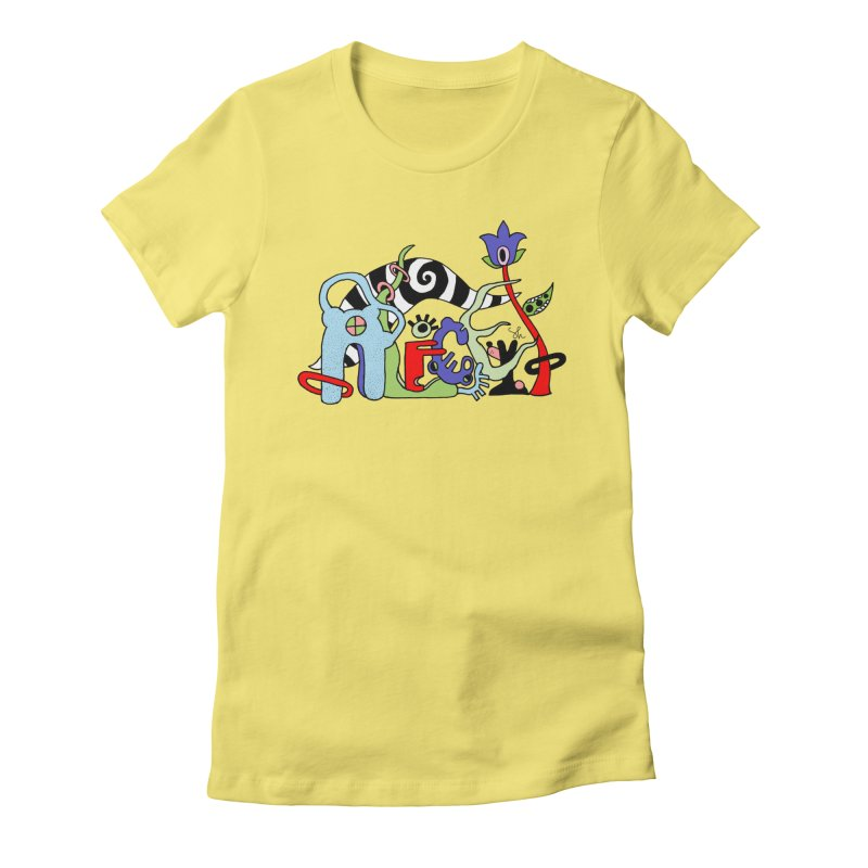 Alice Logo Women's T-Shirt by Shelby Works