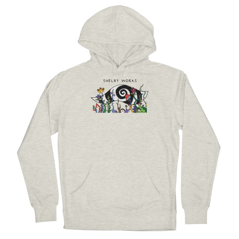 Hypnotized Women's French Terry Pullover Hoody by Shelby Works