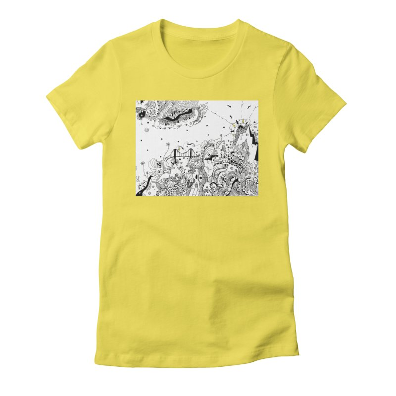City of Serendipity Women's T-Shirt by Shelby Works