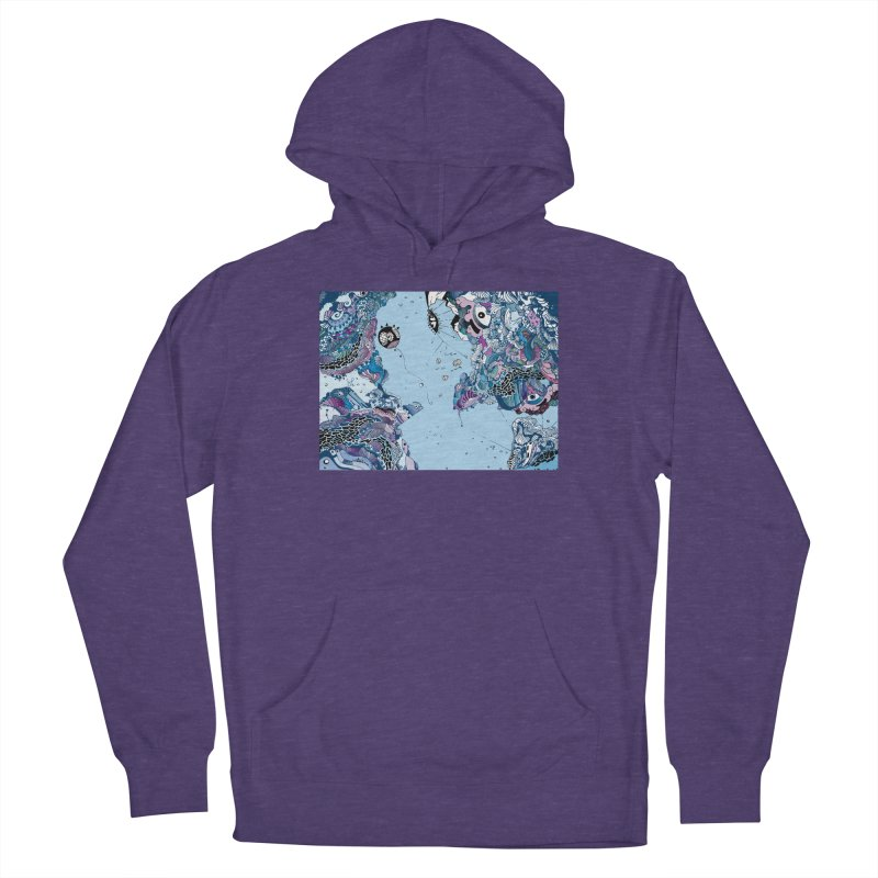 The Original Men's French Terry Pullover Hoody by Shelby Works