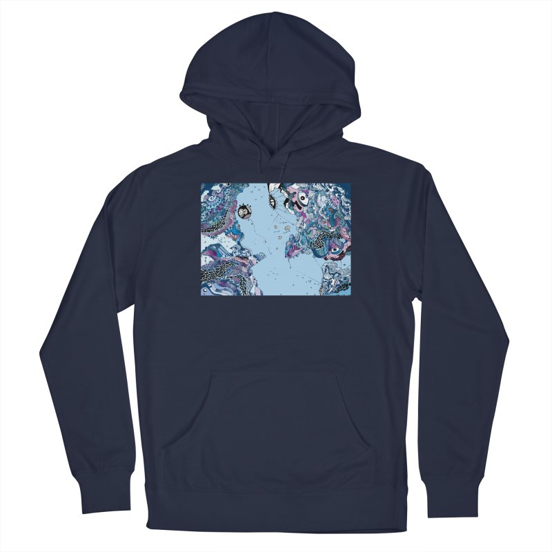 The Original Women's French Terry Pullover Hoody by Shelby Works