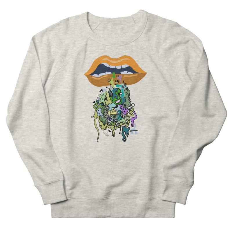 Mouthful Women's Sweatshirt by Shelby Works