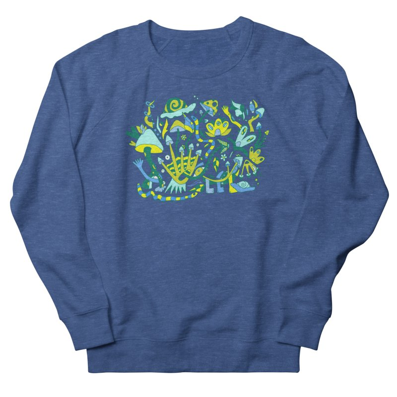 Bug Eyed Women's Sweatshirt by Shelby Works