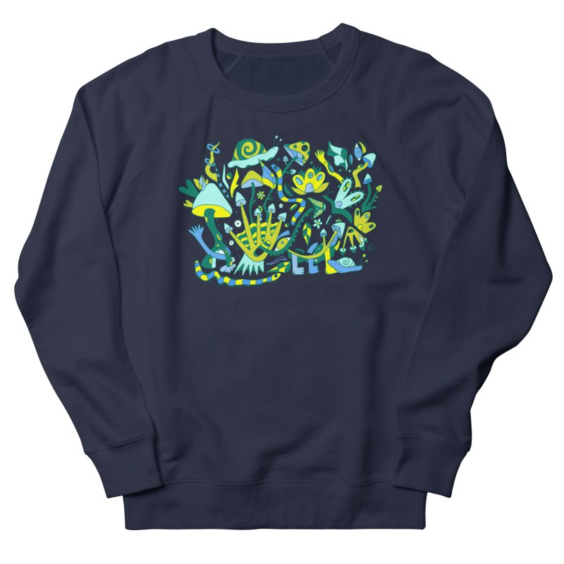 Bug Eyed Women's French Terry Sweatshirt by Shelby Works